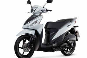 Suzuki Address 110 2019