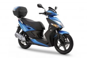Kymco Agility City 125 Barcelona Moto Rent